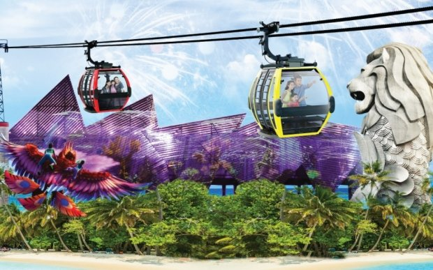 Up to 20% Off Tickets to One Faber Group Attractions Exclusive for Maybank Cardholders