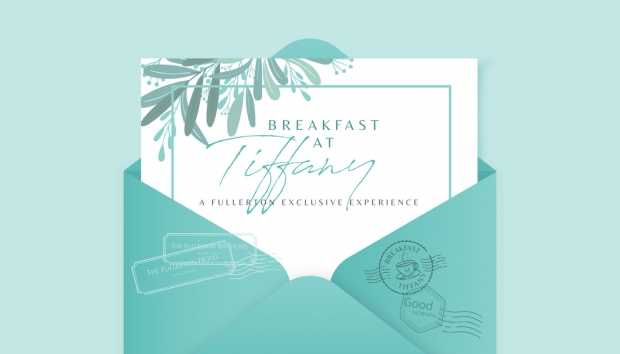Breakfast at Tiffany Offer at The Fullerton Hotel Singapore