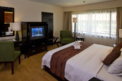 Family Special Offer - Executive Suite