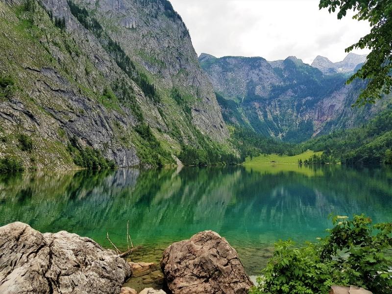 Công viên Quốc gia Berchtesgaden