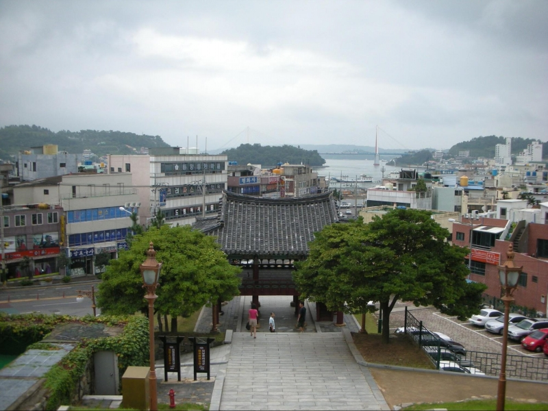 things to do in yeosu