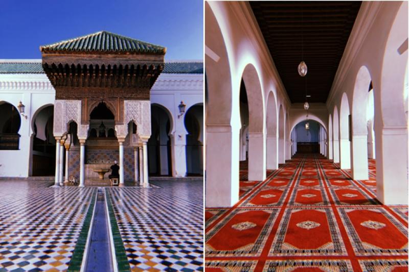 Kairaouine Mosque, Fez