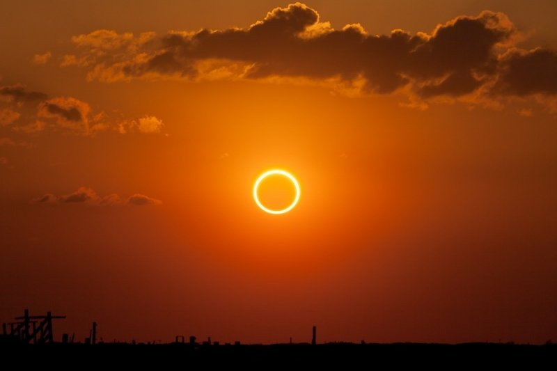 eclipses ring of fire