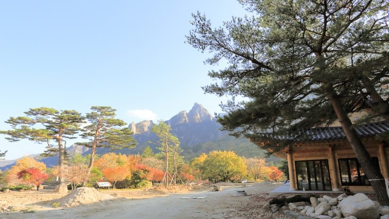 Hiking in Gangwon Province