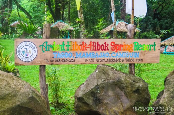 Ardent Hibok-Hibok Spring Resort