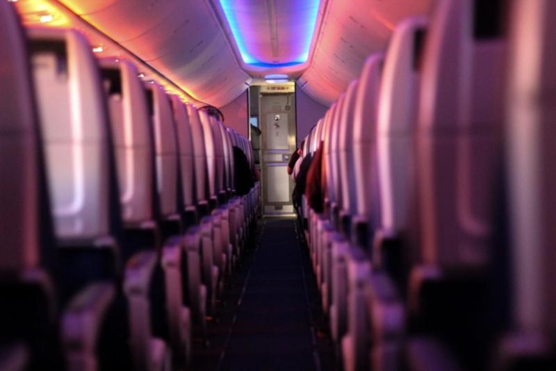 muslim travel survive long flight