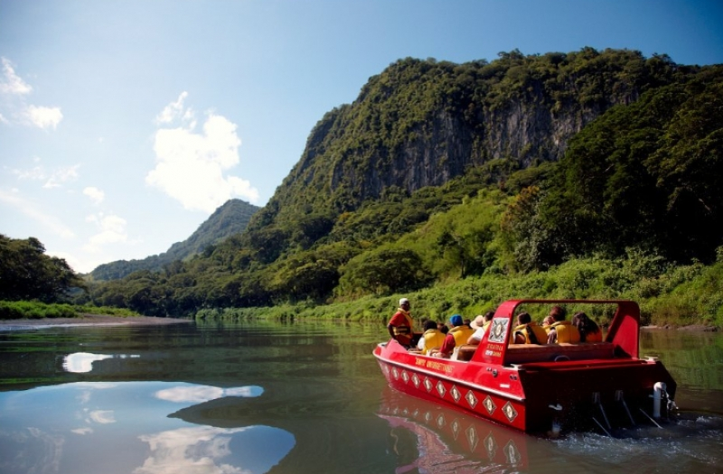 Sigatoka River Safari Tour