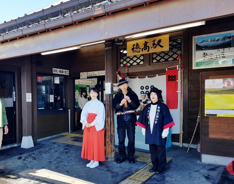 local people of nagano
