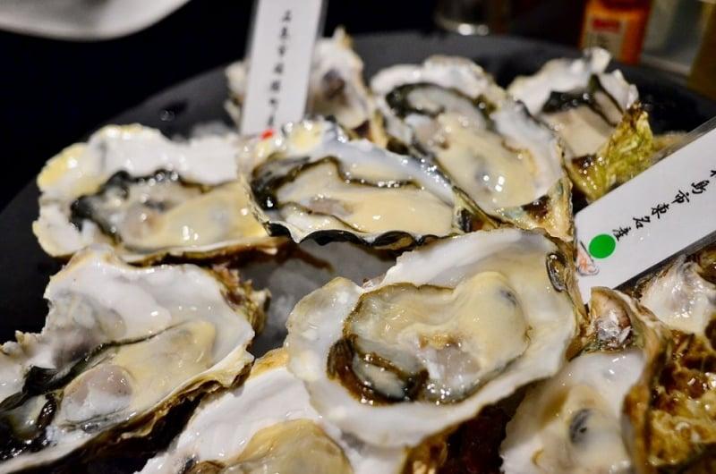 oyster buffet