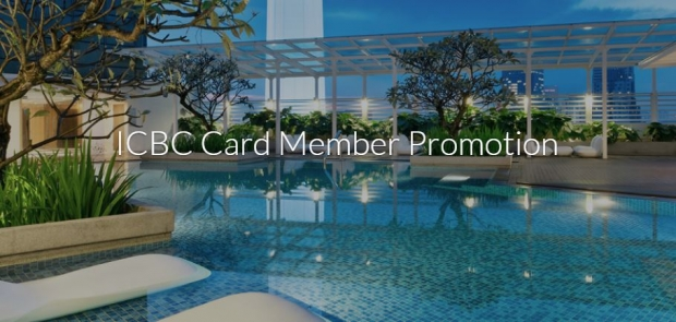 Book your Stay with ICBC Card and Far East Hospitality
