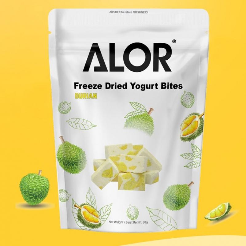 freeze-dried yogurt
