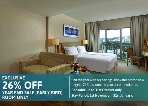Exclusive 26% Off Year End Sale at Royale Chulan the Curve