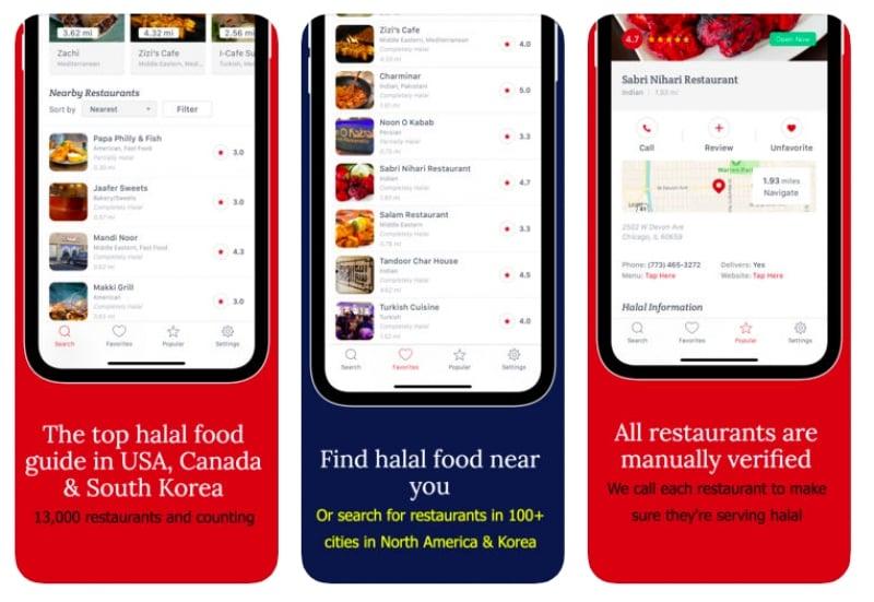 halal food apps