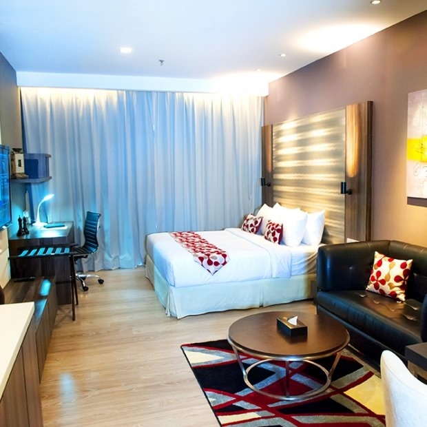 Stay 3 nights and pay for 2 Offer at Ramada Suites KLCC with Maybank
