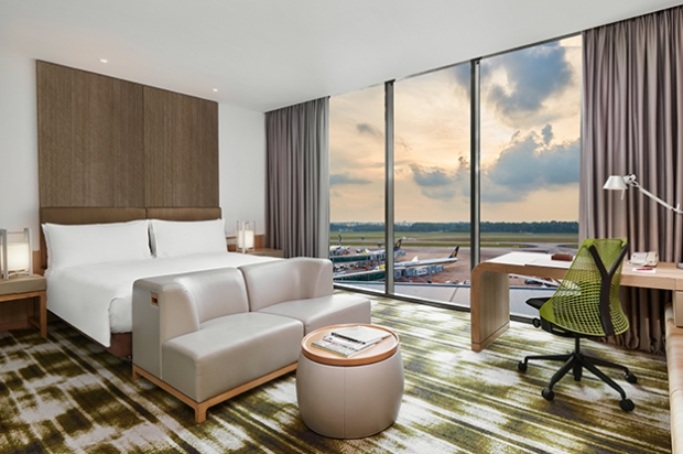 Rest and Relax Room Package at Crowne Plaza Changi Airport