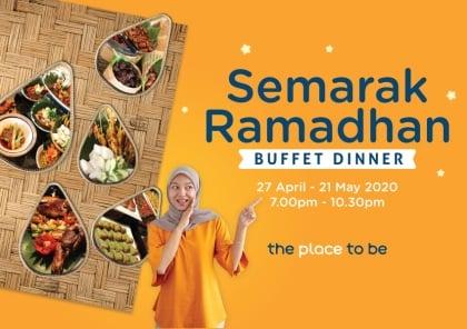 Ramadhan Buffet Dinner