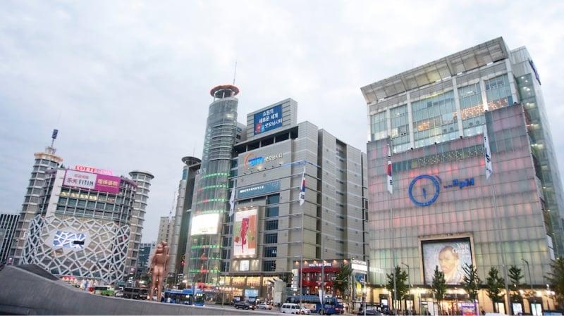 shopping tiếng Hàn hữu ích cho du khách