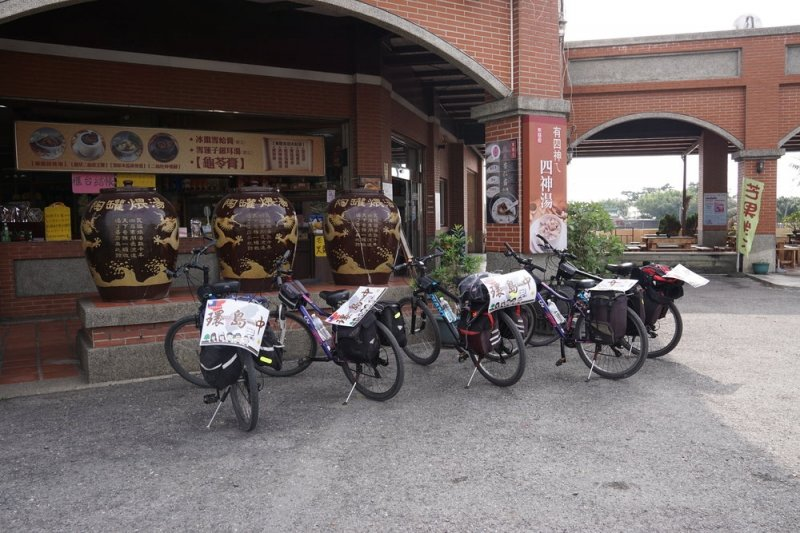 taiwan bicycle journey