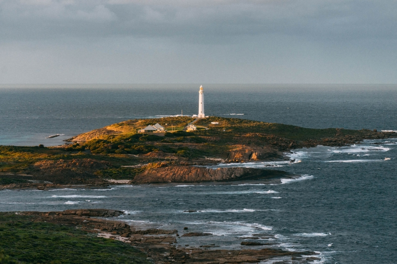 Lịch trình du lịch Perth 5N4D- ngọn hải đăng Cape Leeuwin