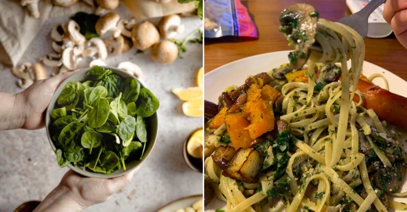 dinner recipes aglio olio pasta