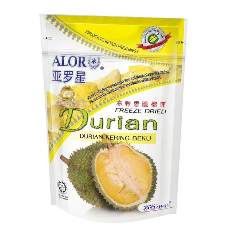 freeze-dried durian