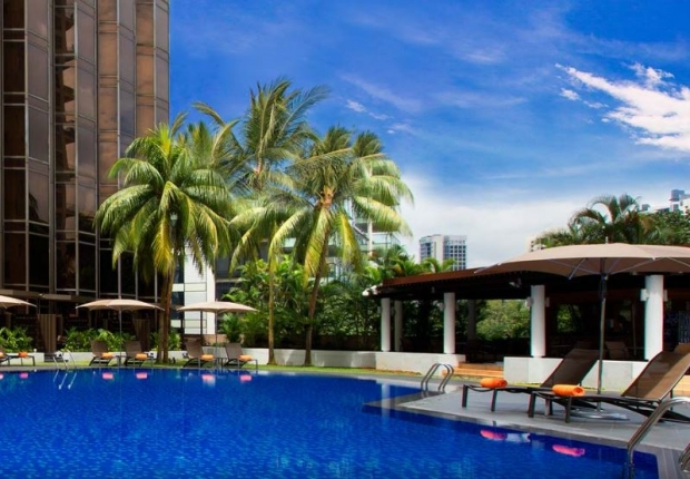 Weekend Staycation Offer in Sheraton Towers Singapore