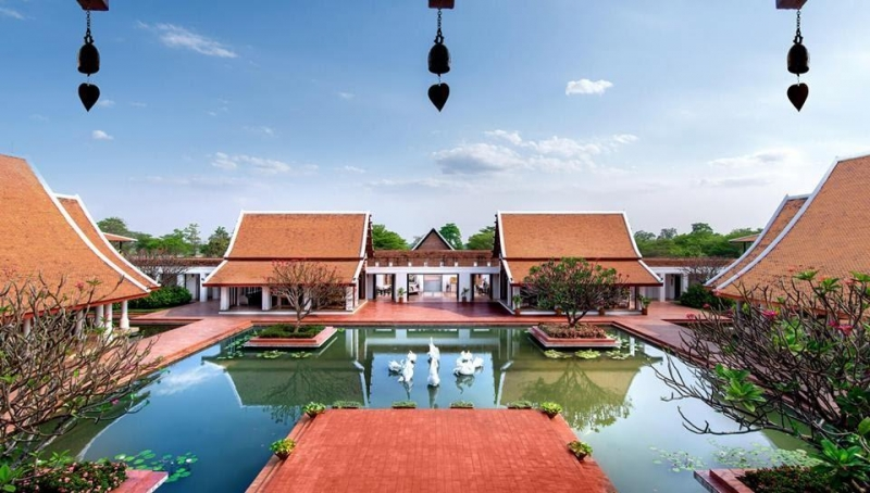 heritage hotels thailand