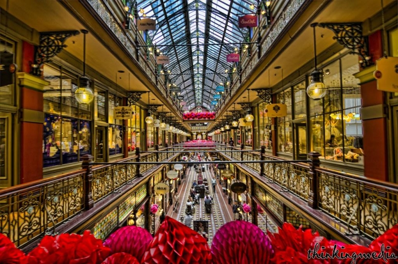 things to do in sydney: the strand arcade