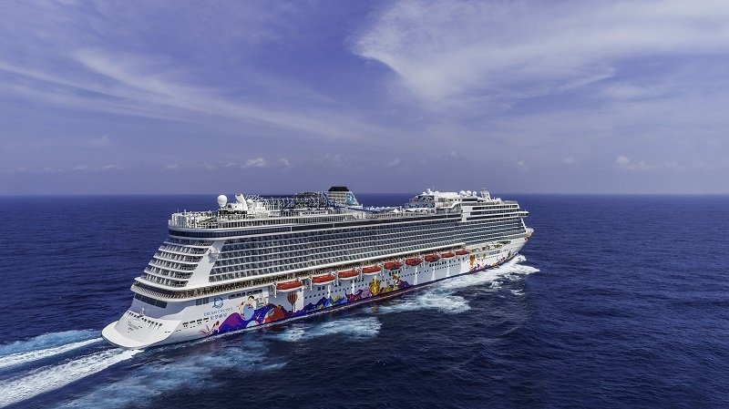 world dream getaway cruise super seaction