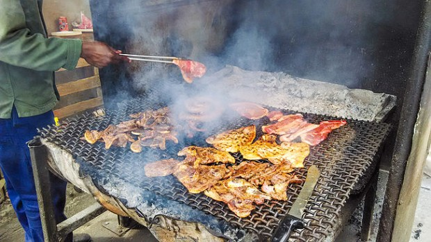 african bbq