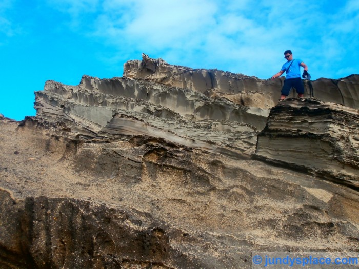 biri rock formations travel guide