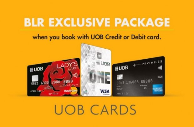 Relax by the Beach in Bintan Lagoon Resort with UOB Card