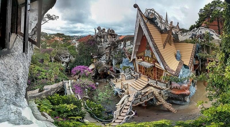 Khách Sạn Thú Vị ngôi nhà điên, Đà Lạt, Việt Nam