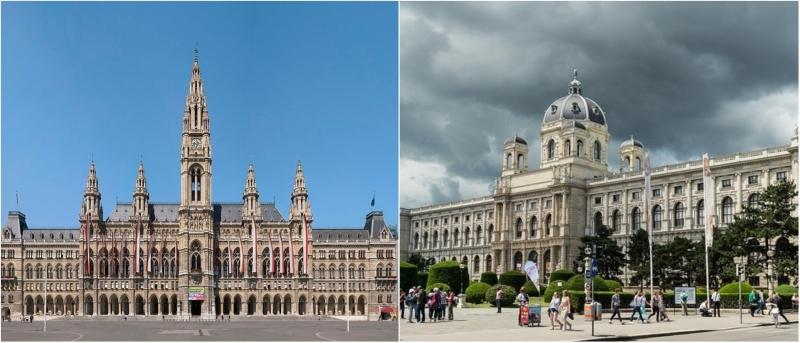 Lịch trình du lịch Trung Âu - Ngày 7: Vienna