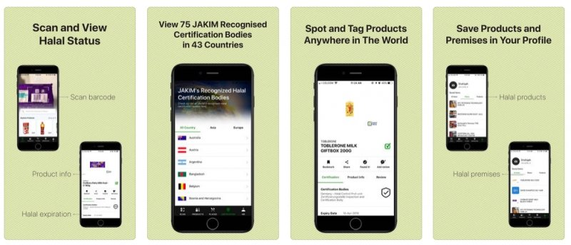 Finding Halal Food Overseas: 7 Food Apps to Help You