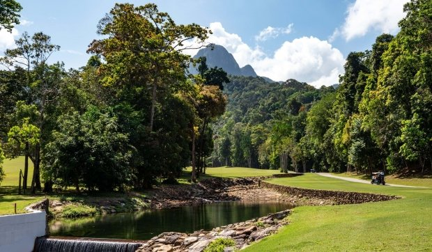 Stay and Play Golf Offer at The Datai Langkawi