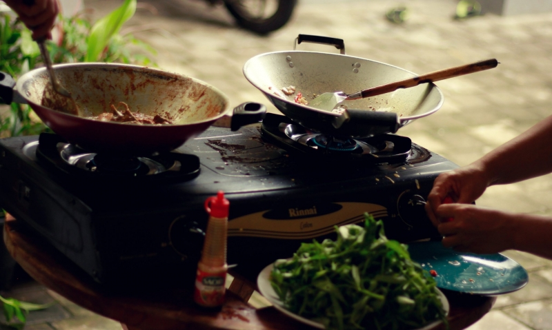 'Chef Bagus Balinese Cooking Class with Market Tour' (in the Kuta Region)
