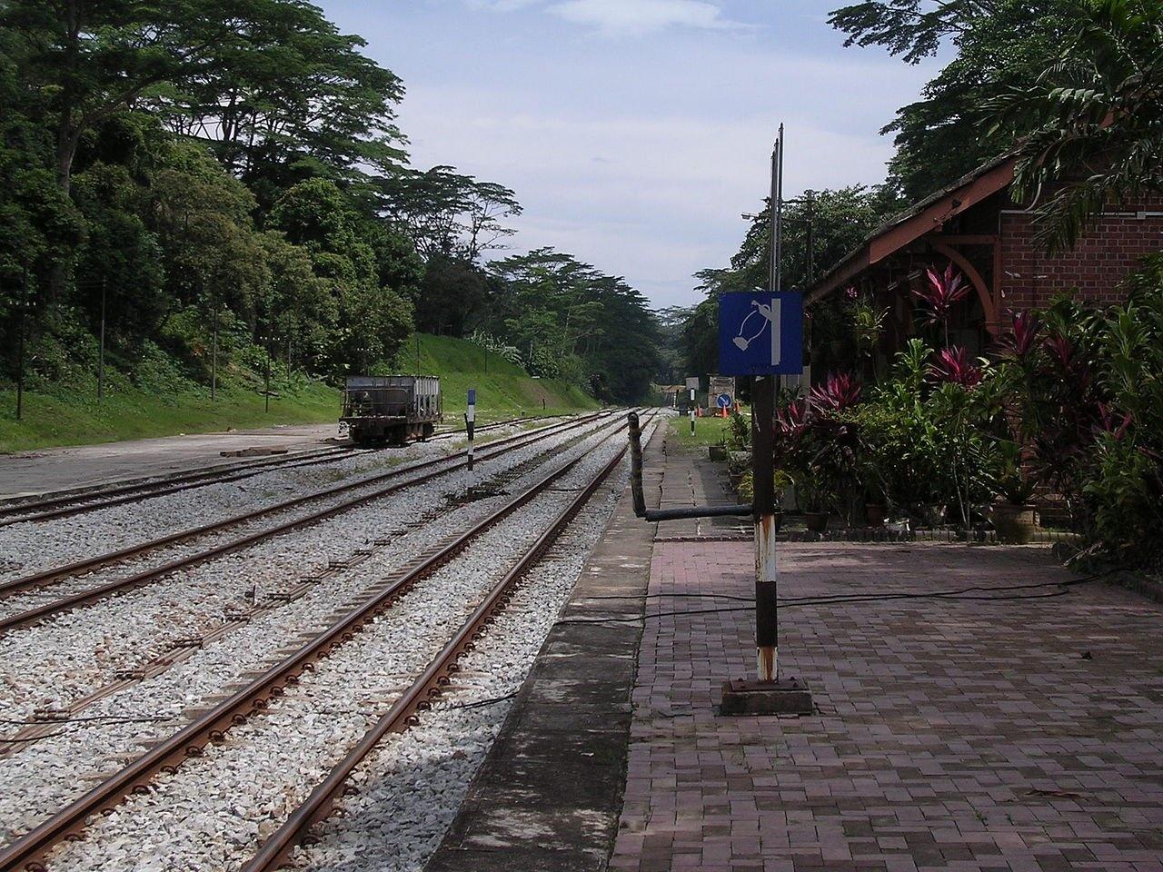 singapore rail park