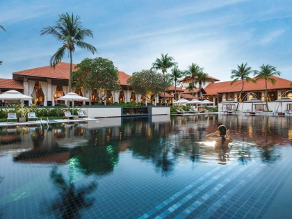 A Luxurious Family Getaway in Sentosa