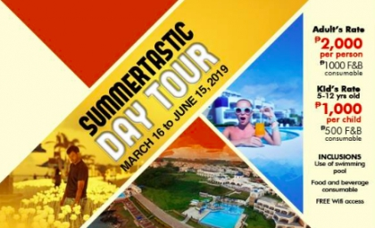 Summertastic Day Tour