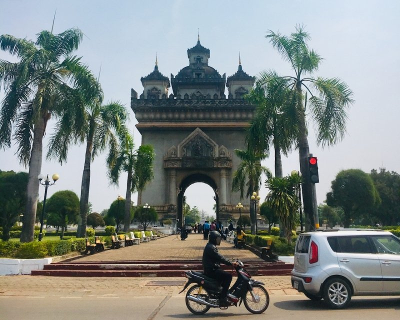 Patuxai War Monument