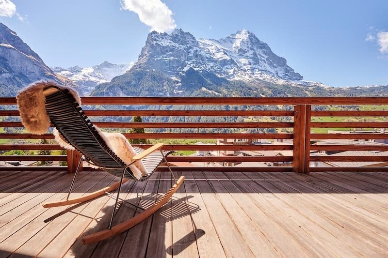 Best Airbnb in Grindelwald, Switzerland