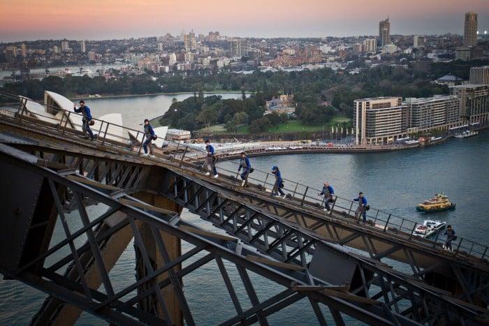 BridgeClimb Sydney facts