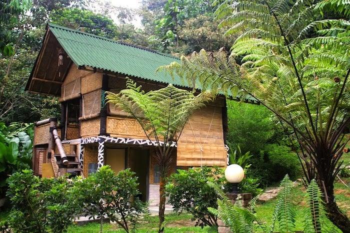 malaysia bamboo village