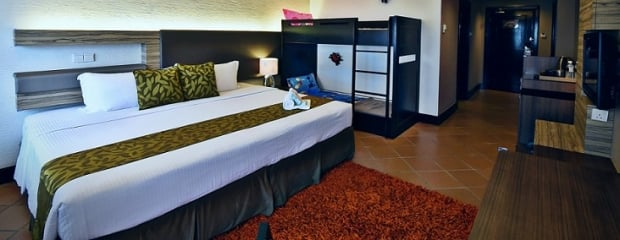 Family Deluxe Room Escapade from RM850 in Thistle Port Dickson Resort