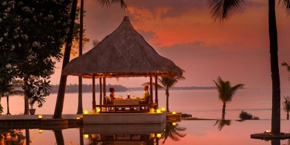 The Oberoi, Lombok  - Unforgettable Experience