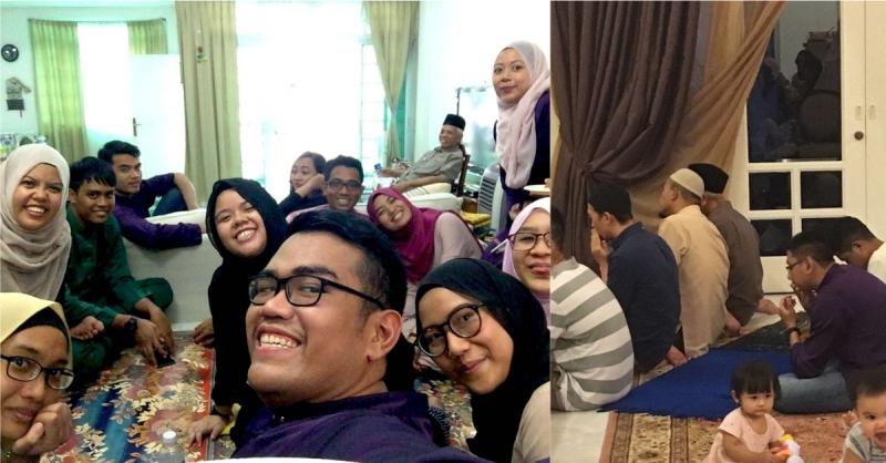 Ramadan Family Singapore YCC