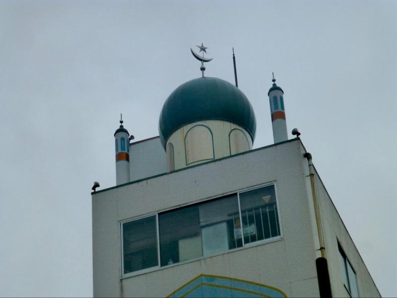 Asakusa Masjid (Darul Arqam)