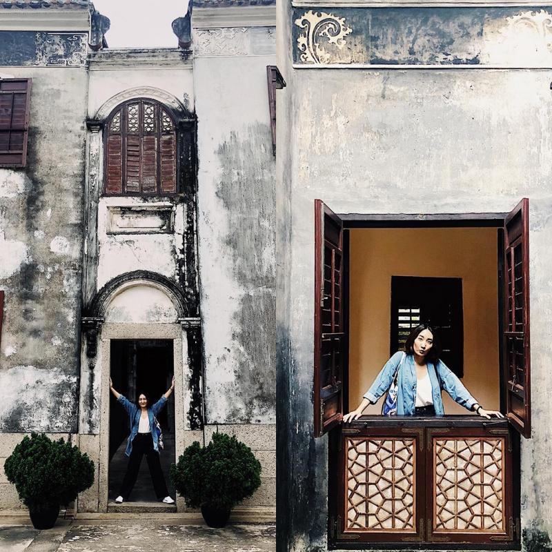Lou Kau Mansion Macao