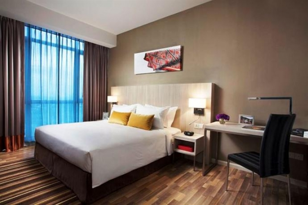 Kuching Breakaway Package at Citadines Uplands Kuching by Ascott